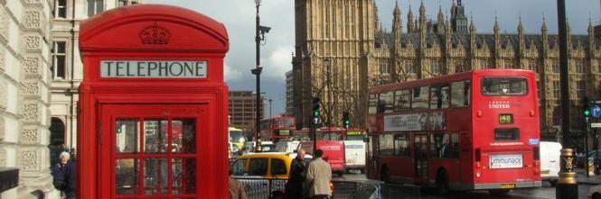 Studiare Inglese a Londra