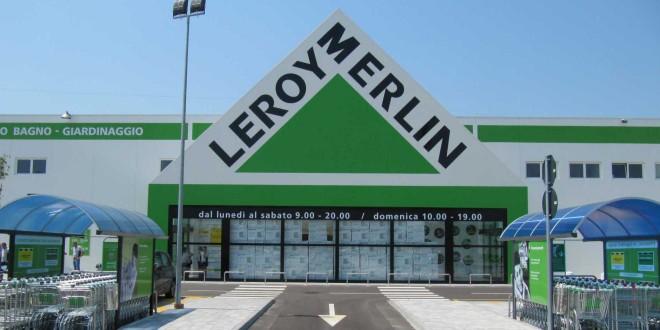 RICERCHE APERTE LEROY MERLIN IN TUTTA ITALIA