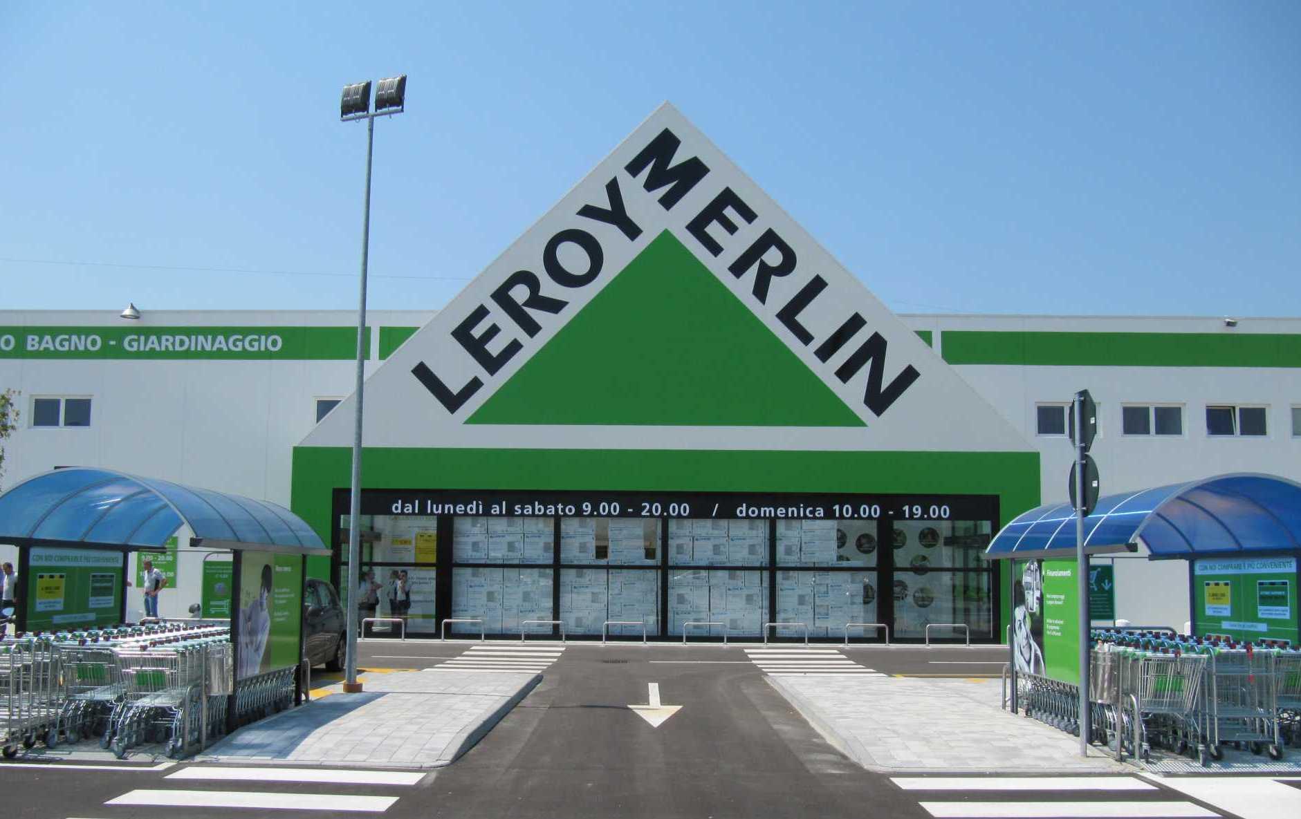 Leroy merlin cerca personale informagiovani agropoli for Interruttore orario leroy merlin