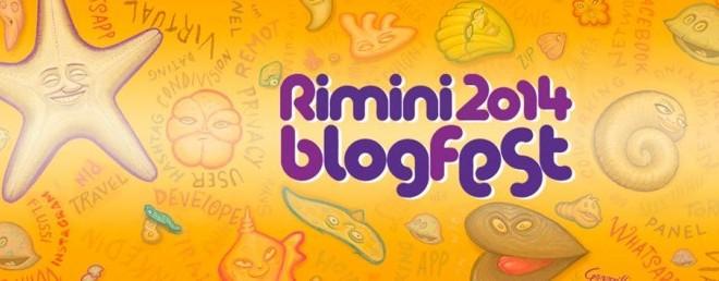 Festa della Rete Blog Fest 2014