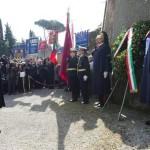Il Presidente Mattarella alla cerimonia commemorativa del 71/o anniversario dell'eccidio delle Fosse Ardeatine