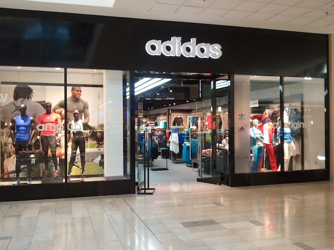 Adidas Shoes Dubai Mall