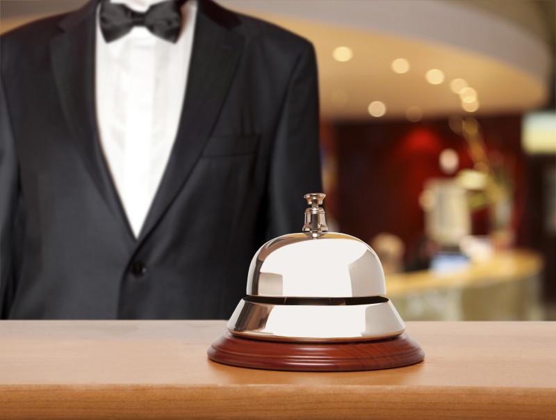 Tecnico della gestione dell ospite e promozione online for Ospite inglese