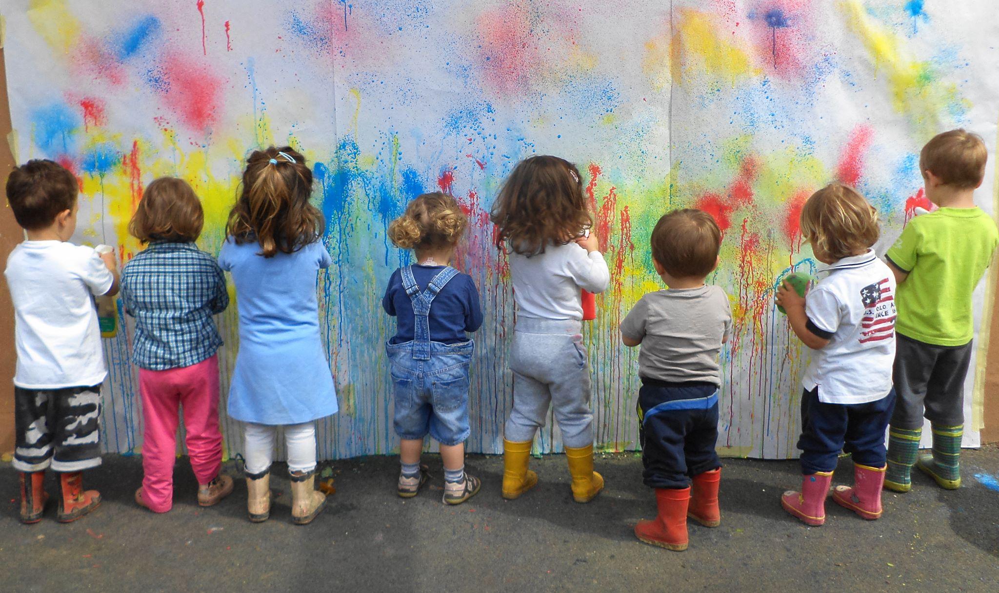 spesso Sve in Portogallo in una scuola d'arte per bambini e ragazzi  VB24
