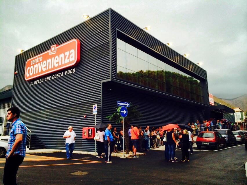 Centro Convenienza Catanzaro Le Fontane. Vovell Com Ditta Saggese ...