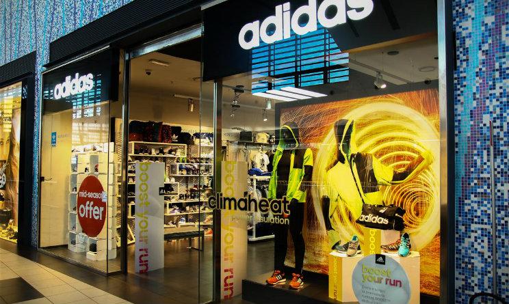 negozi adidas in italia